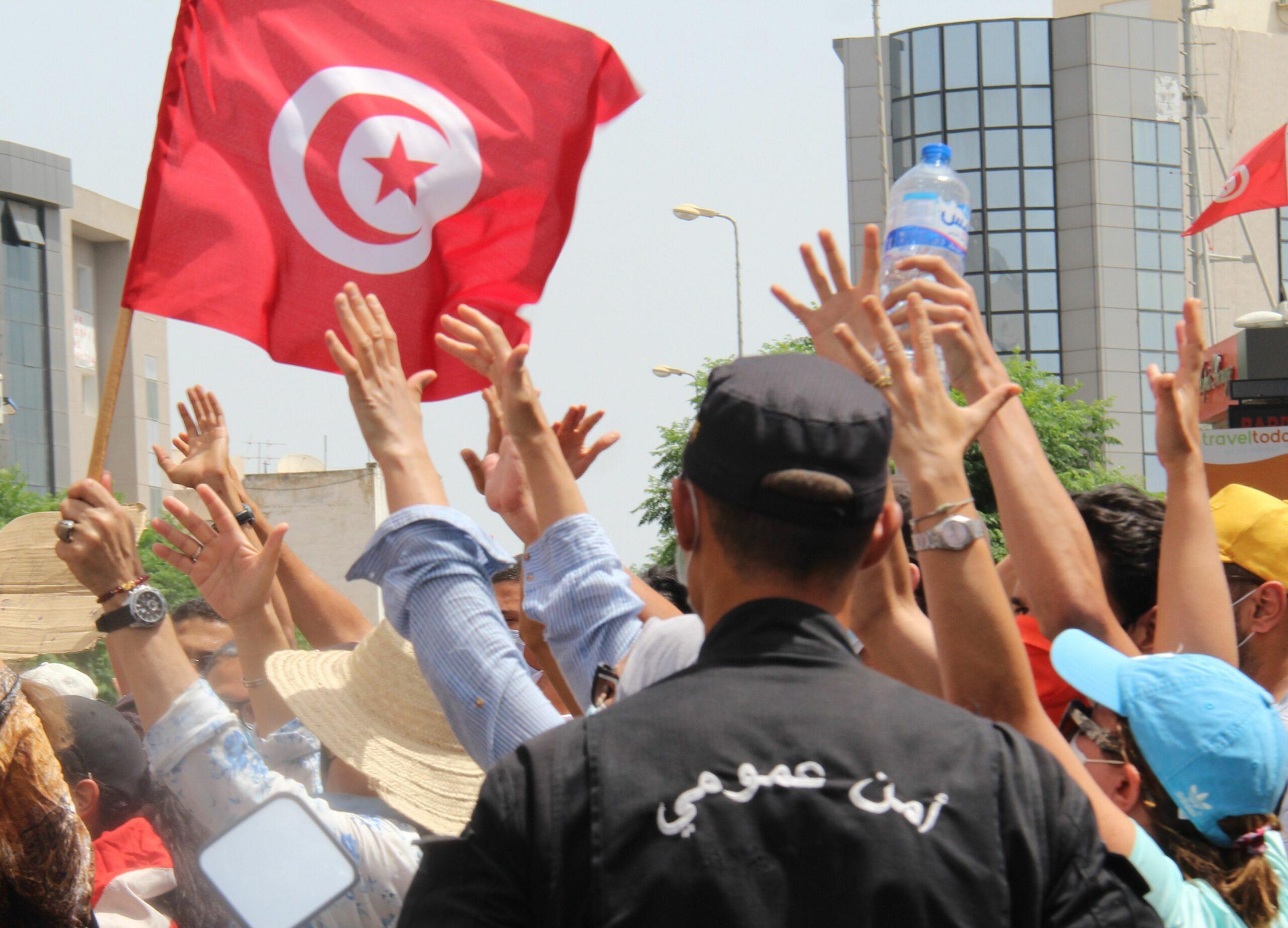 golpe tunisia