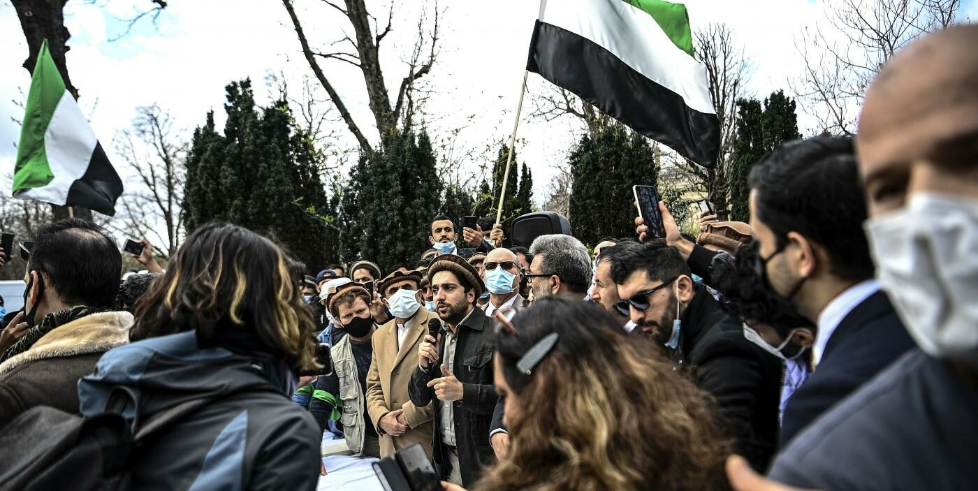 Ahmad Massud (La Presse)