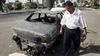 Nisoor Square Baghdad (La Presse)
