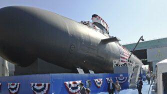 Nuovo sottomarino americano Uss Rickover (La Presse)