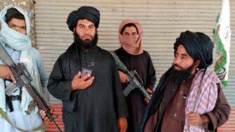 talebani a Kabul (La Presse)