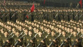 parata Nord Corea