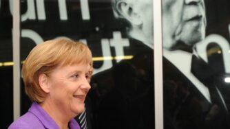 Angela Merkel, Konrad Adenauer