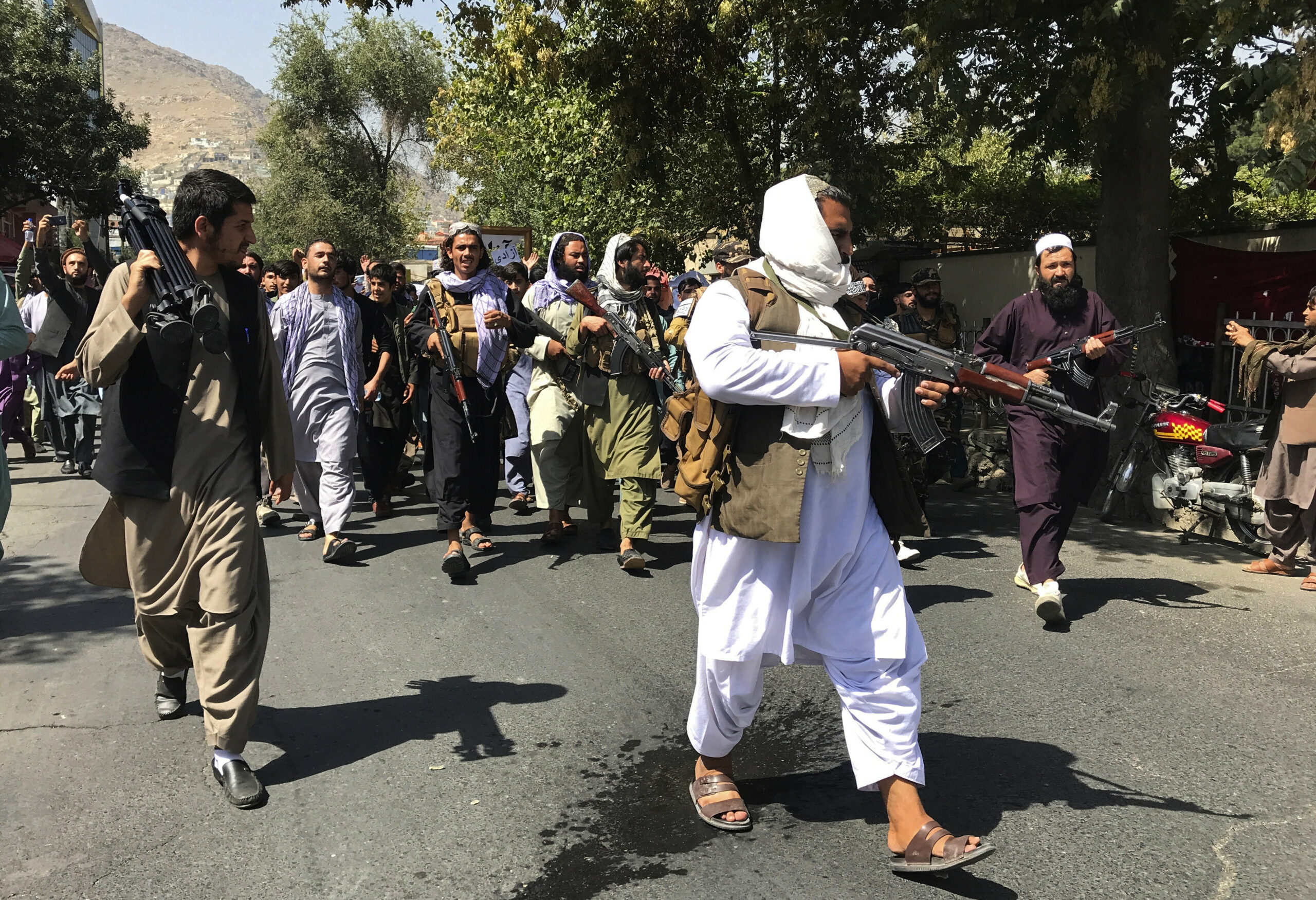 Afghanistan storie