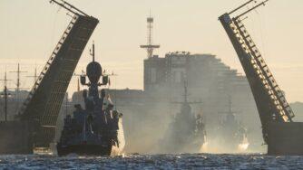 Flotta Marina russa (La Presse)