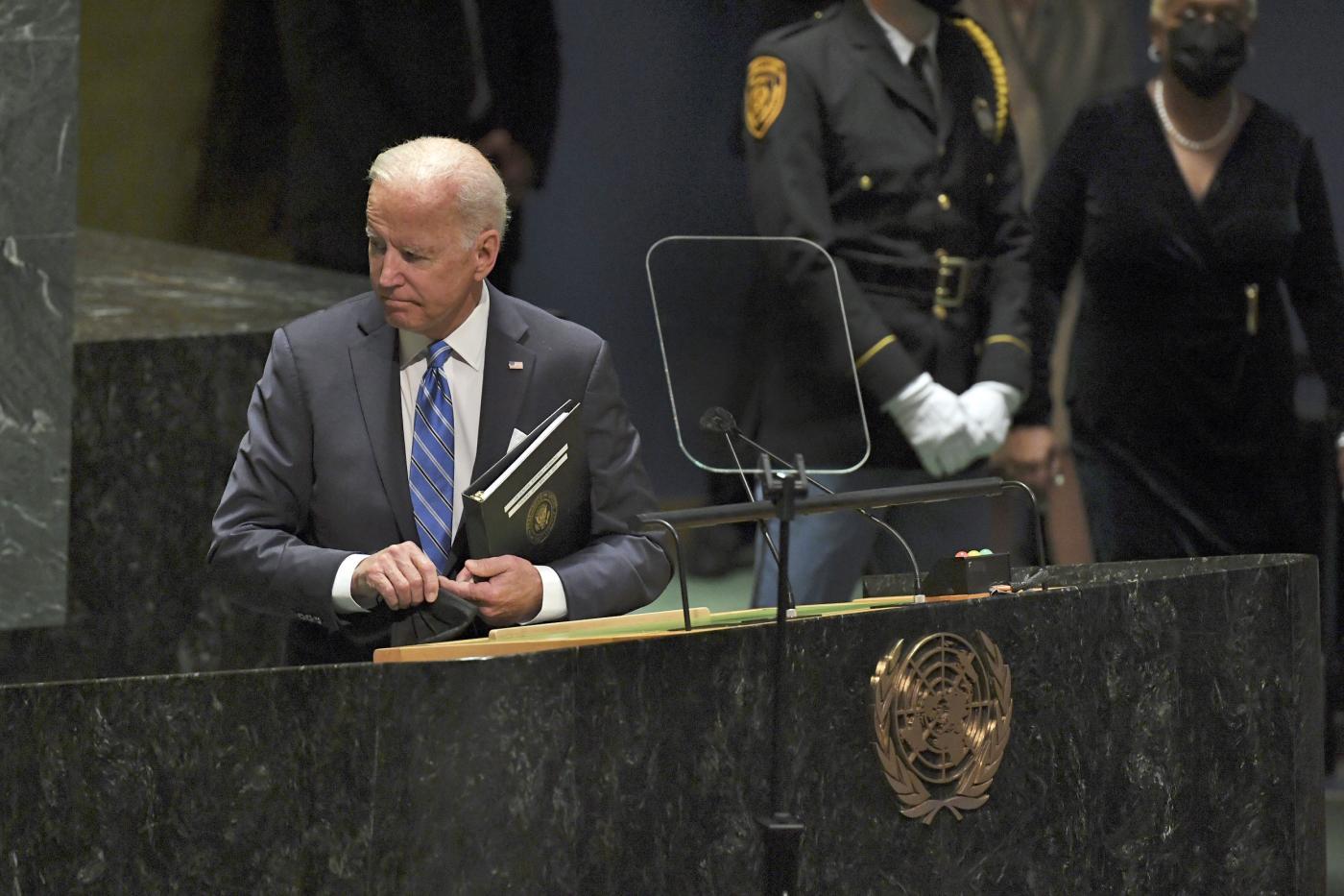 Biden annuncia