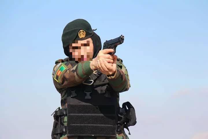 """Soldato Jane"" trova la salvezza a Trieste. La donna afghana era nel mirino dei talebani"