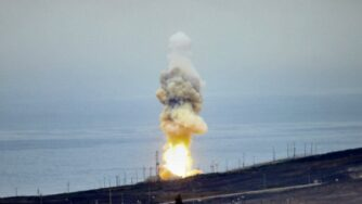 Stati Uniti, Missile Defence Agency carrys out successful test of Ground Based Missile (la Presse)