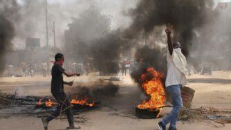 Sudan, proteste (la Presse)