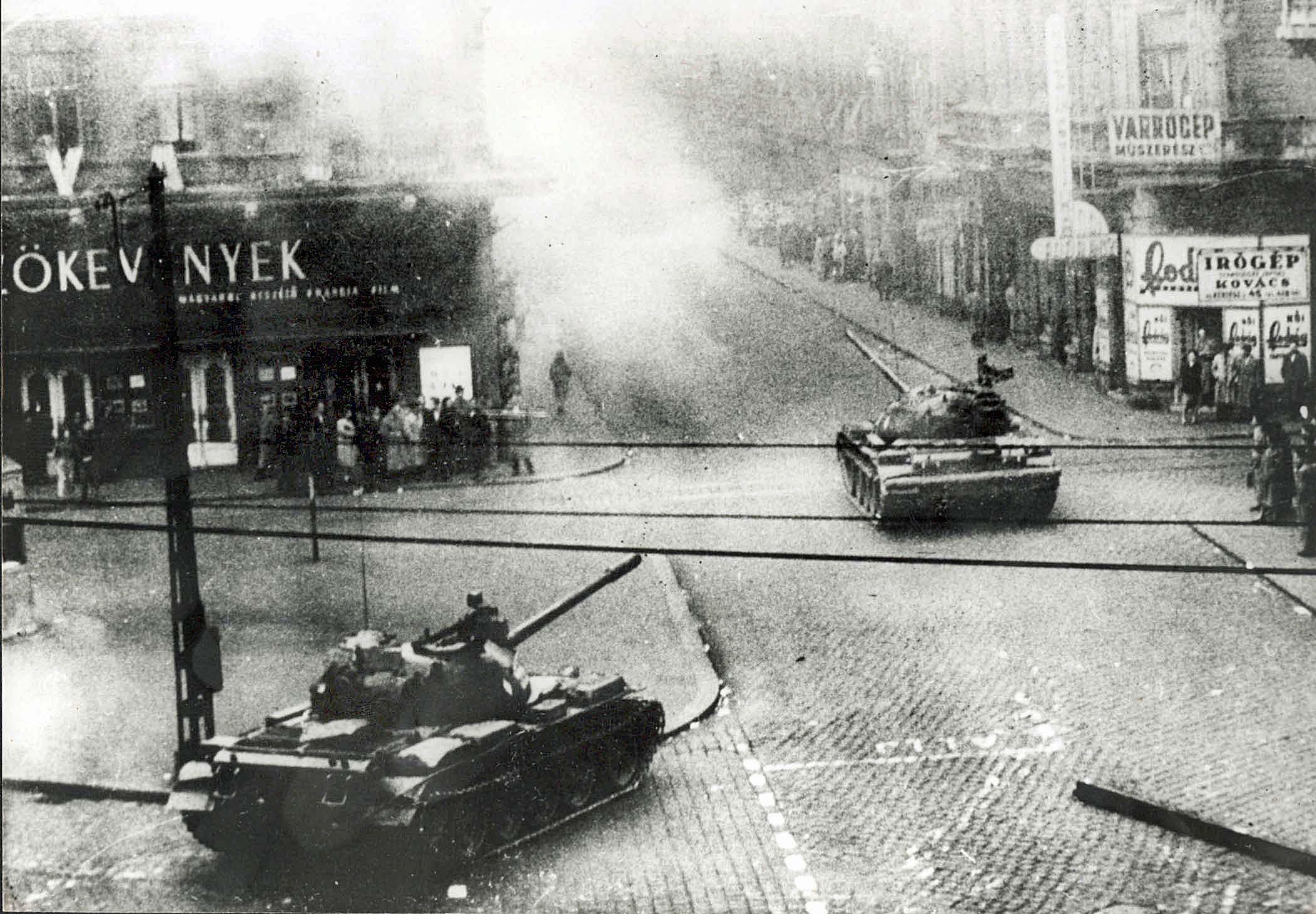 Budapest 1956: tragedia e eroismo della rivoluzione ungherese