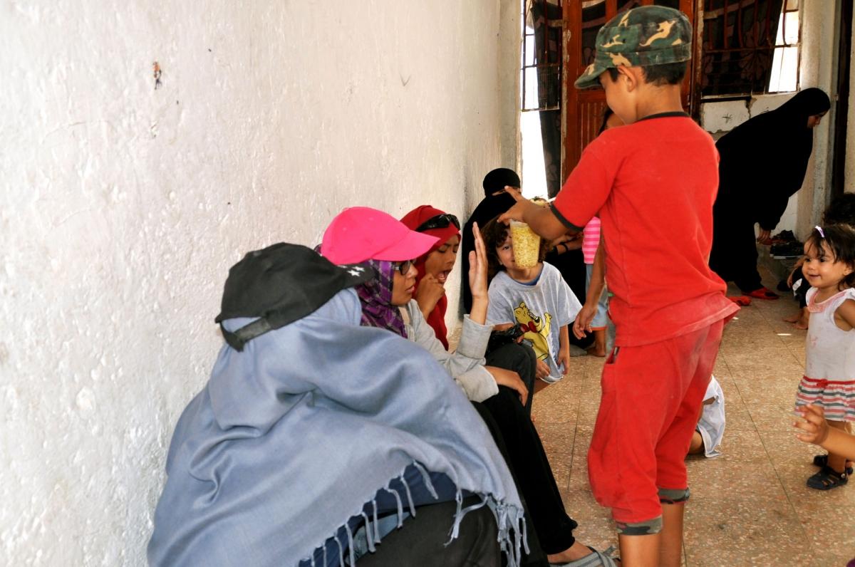 Le giovani spose indonesiane dell'Isis DSC_0316