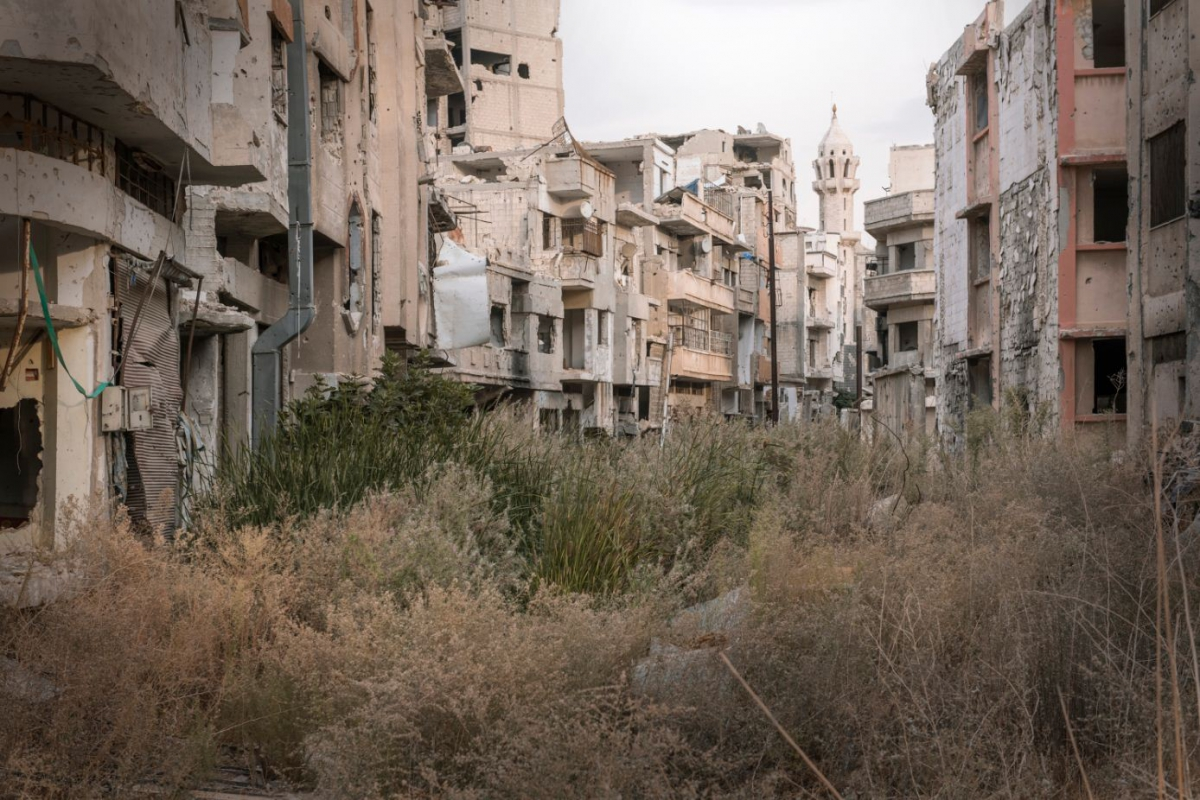 Syria, the slow return to life_02