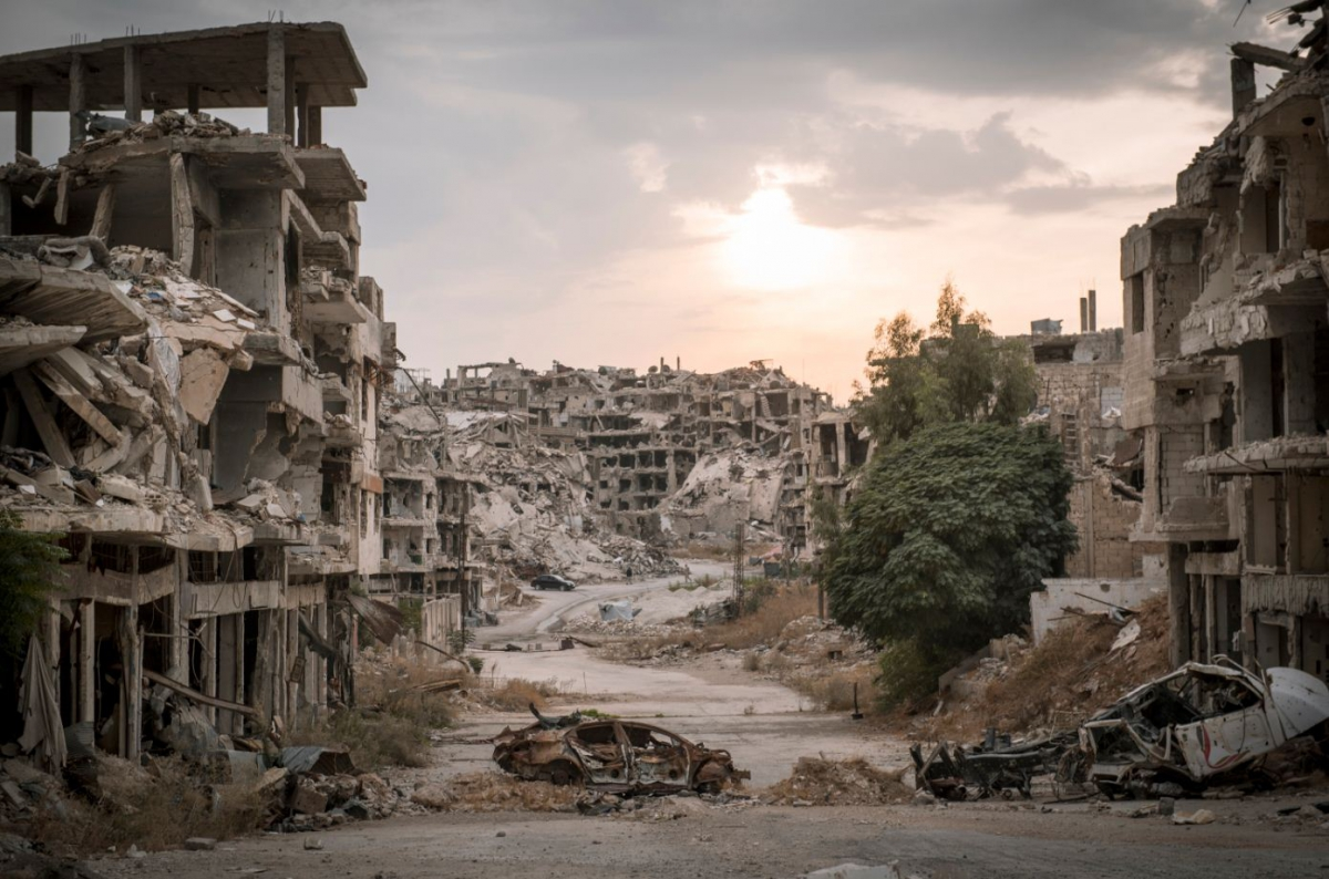 Syria, the slow return to life_08