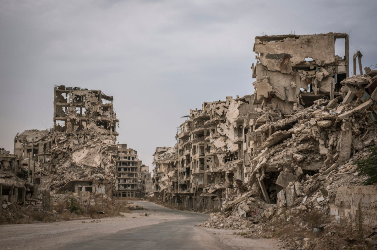 Syria, the slow return to life_39